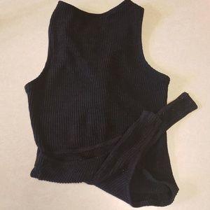 Tobi Other - TOBI Black bodysuit